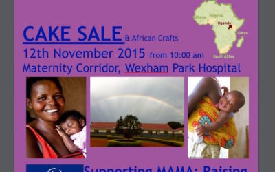 Cake Sale & African Craft Sale