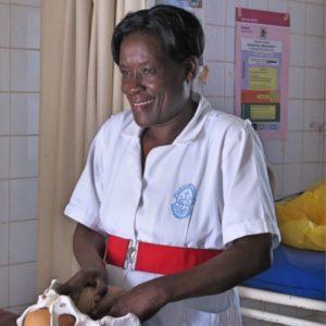 Senior Midwife Grace