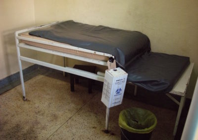 Delivery bed in Hoima
