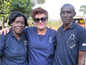 Volunteer with the amazing MAMA Team