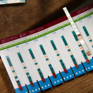 HIV screening, treatment & counselling - testing strips