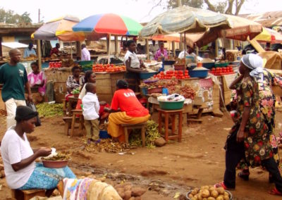 Market day in Hoima