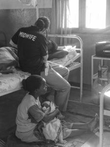 Volunteer in Uganda, Emily