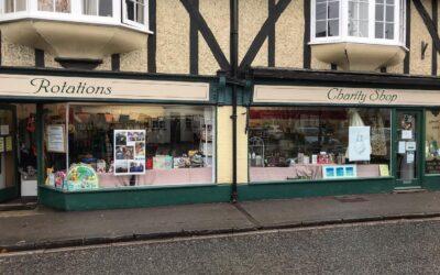 Rotations Charity Shop