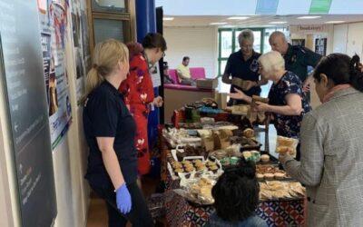 Final Wexham Park Cake Sale