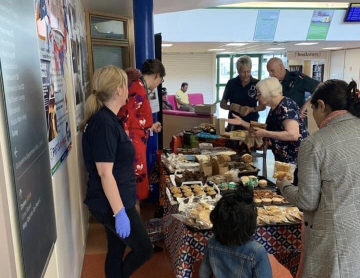 Final Wexham Park Cake Sale